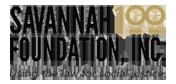 Savannah 100 Foundation Logo